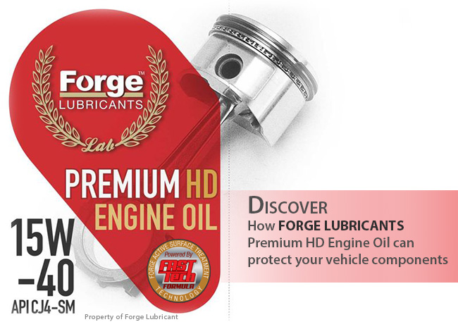 Forge Lubricants Latest Product