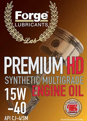 Forge Lubricants Premium HD